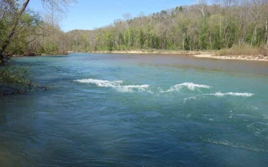 1 - Shannon County, MO Riverfront Land For Sale