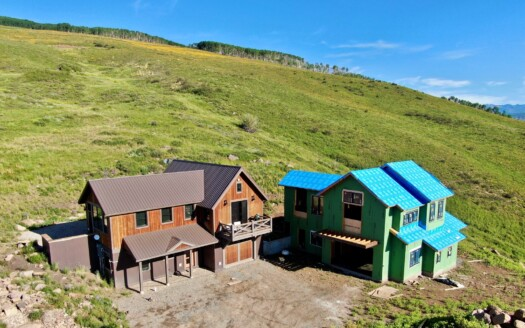 Gunnison County, CO Ranch and Home For Sale - 1