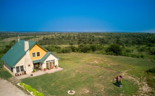 1 - Jackson County, OK Ranch Land and Home For Sale