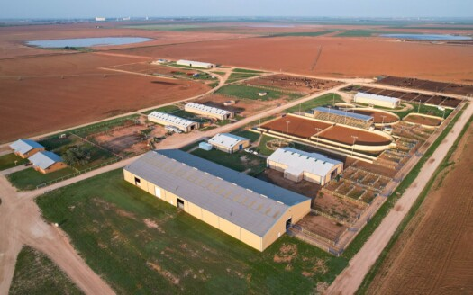 1 - Parmer County, TX Equine Training Facility For Sale
