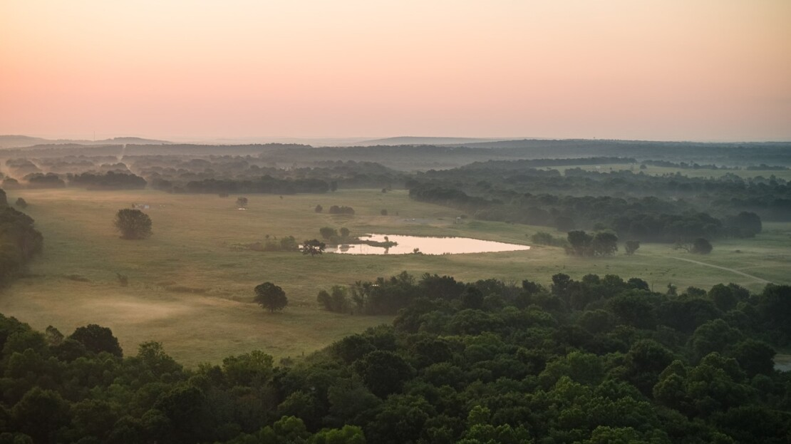 1 - Pittsburg County, OK Cattle Ranch and Land For Sale