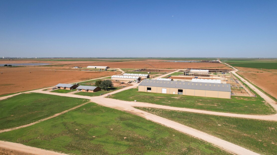 10 - Parmer County, TX Equine Training Facility and Land For Sale