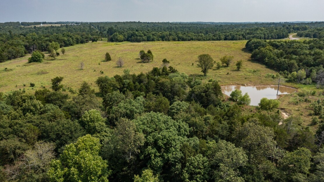 10 - Pittsburg County, OK Cattle Ranch and Land For Sale