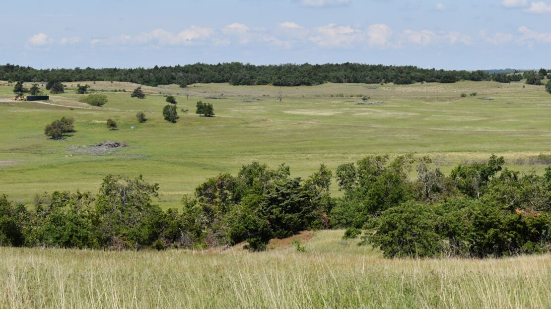 11 - Caddo County, OK - Farm and Ranch with Land