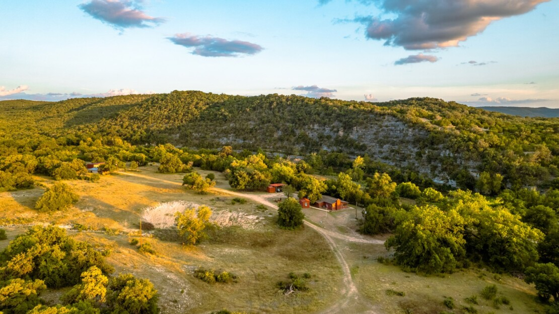 11 - Real County, TX Riverfront Ranch Hunting Land For Sale