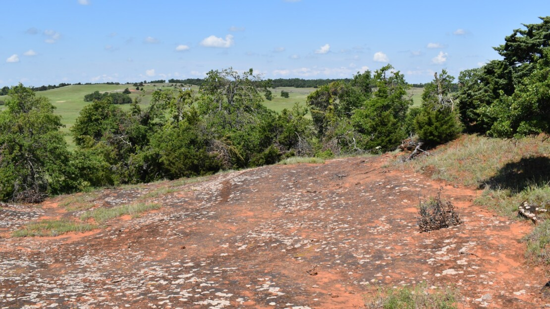 12 - Caddo County, OK - Farm and Ranch with Land