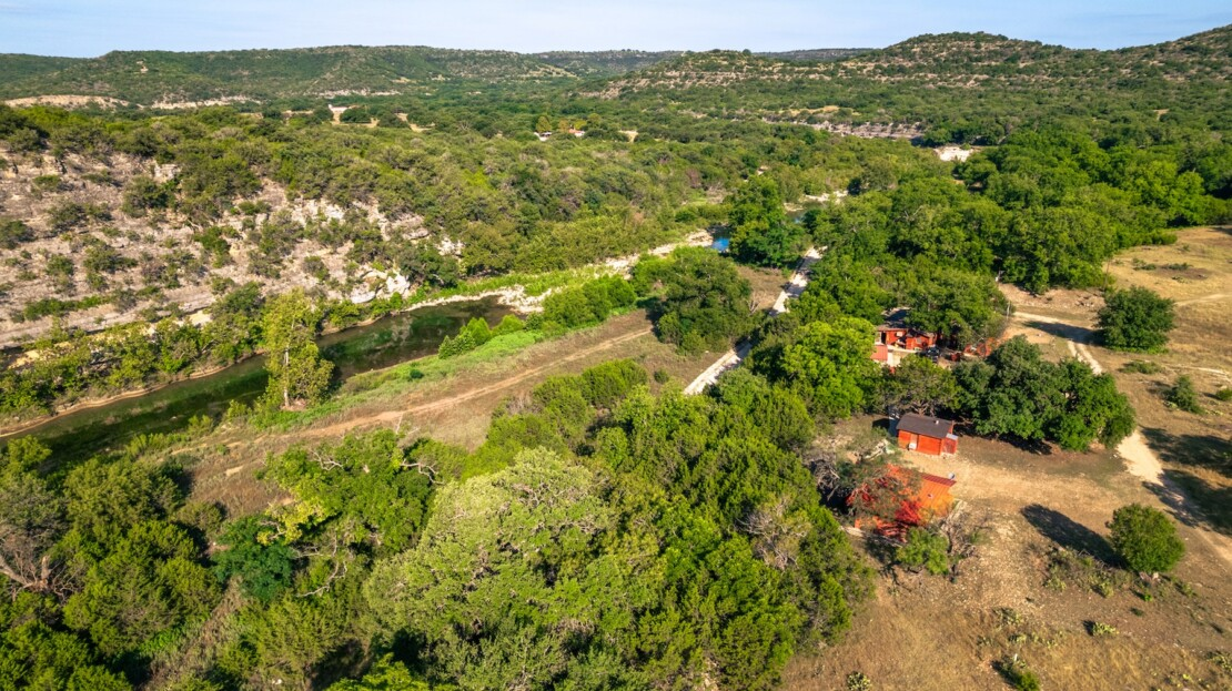 12 - Real County, TX Riverfront Ranch Hunting Land For Sale