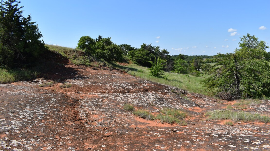 13 - Caddo County, OK - Farm and Ranch with Land