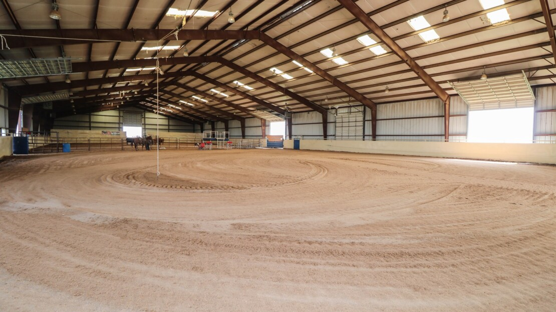 13 - Parmer County, TX Equine Training Facility and Land For Sale