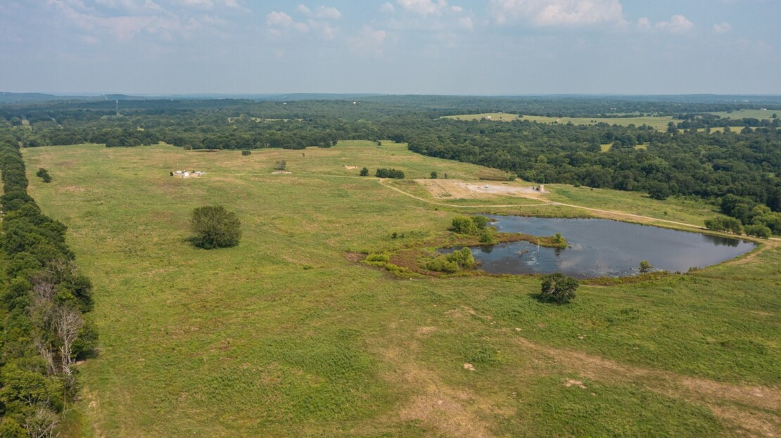 13 - Pittsburg County, OK Cattle Ranch and Land For Sale
