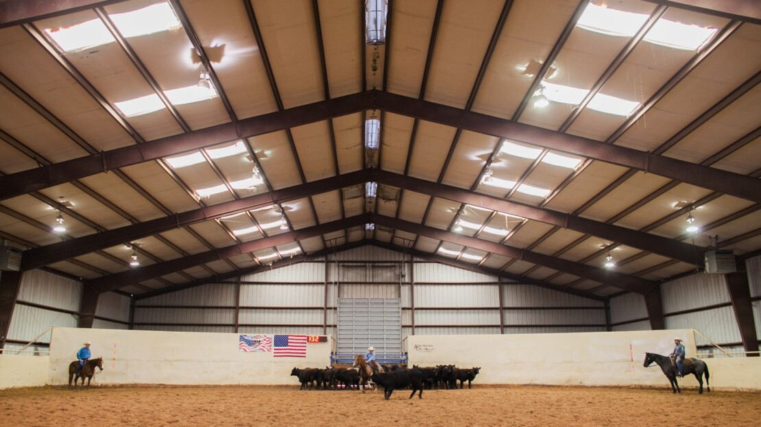 14 - Parmer County, TX Equine Training Facility and Land For Sale