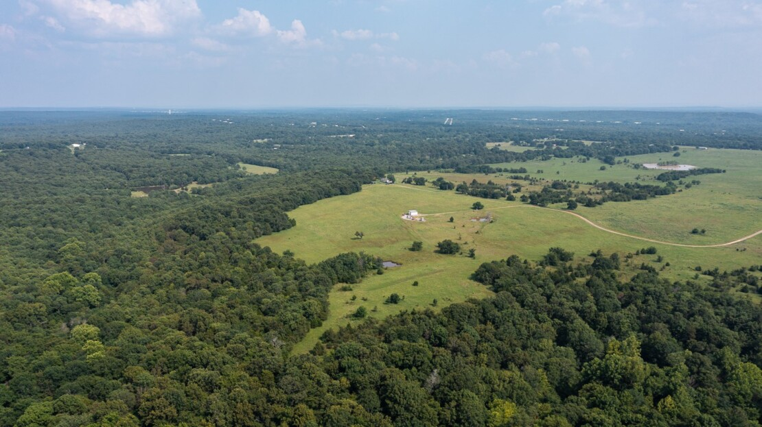 14 - Pittsburg County, OK Cattle Ranch and Land For Sale