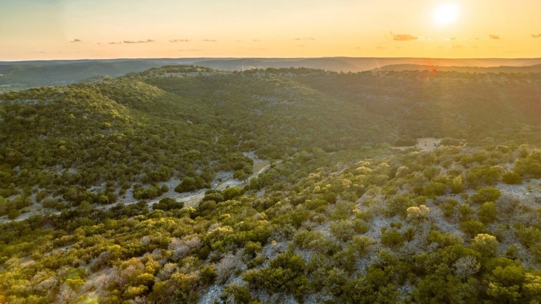 14 - Real County, TX Riverfront Ranch Hunting Land For Sale