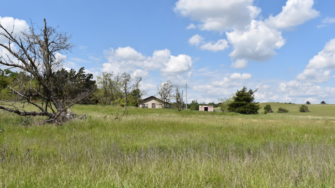 15 - Caddo County, OK - Farm and Ranch with Land