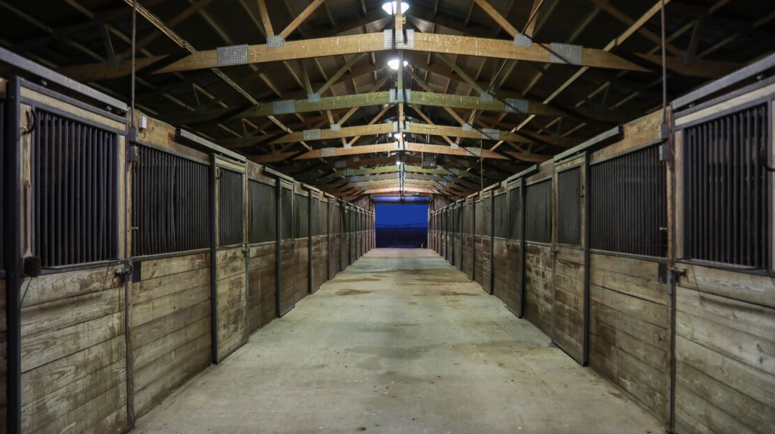 17 - Parmer County, TX Equine Training Facility and Land For Sale