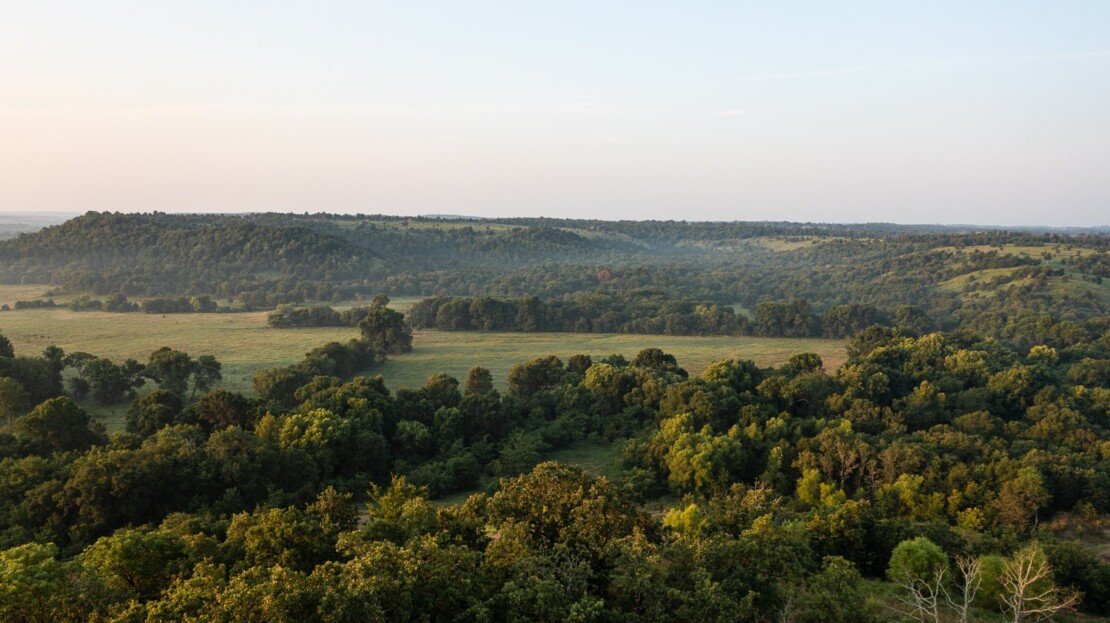 17 - Pittsburg County, OK Cattle Ranch and Land For Sale