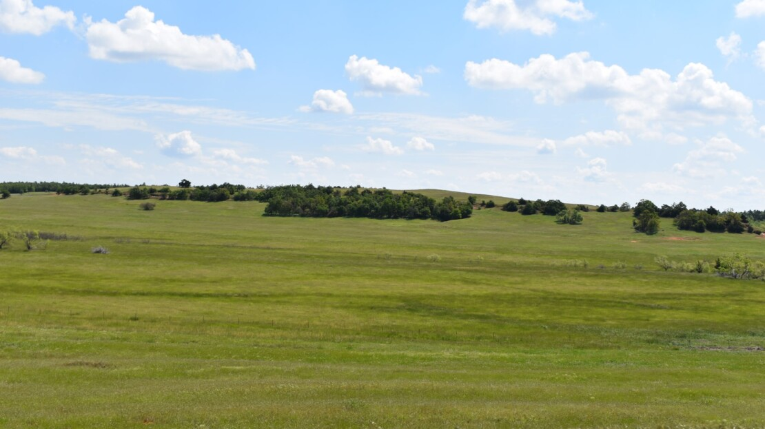 18 - Caddo County, OK - Farm and Ranch with Land