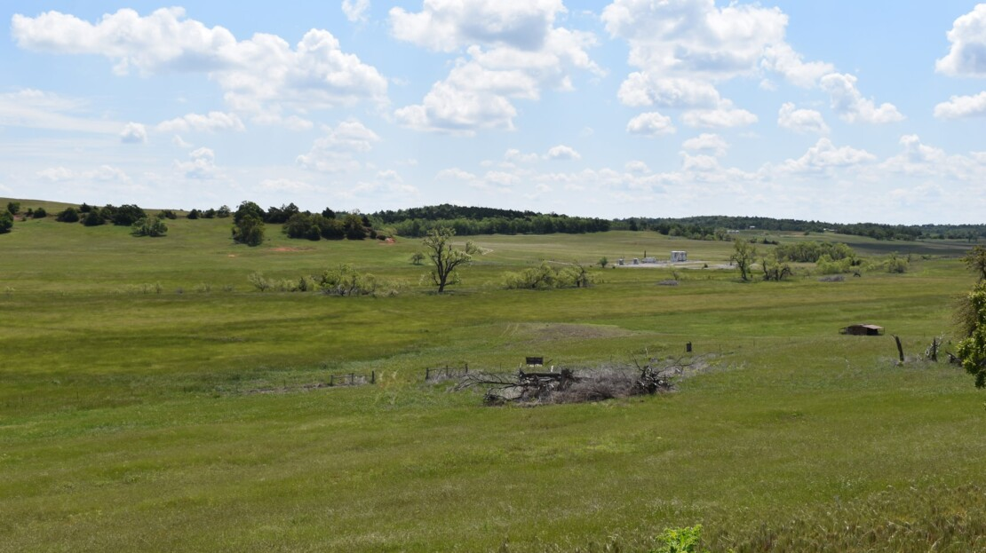 19 - Caddo County, OK - Farm and Ranch with Land