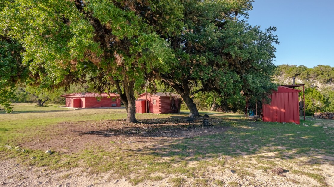 19 - Real County, TX Riverfront Ranch Hunting Land For Sale