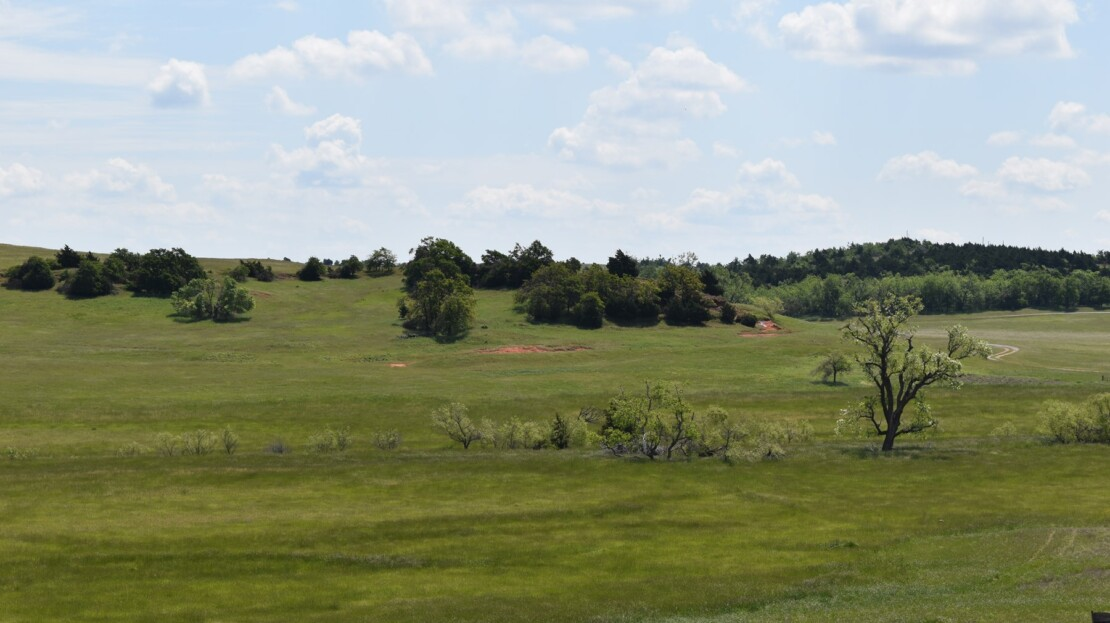 20 - Caddo County, OK - Farm and Ranch with Land