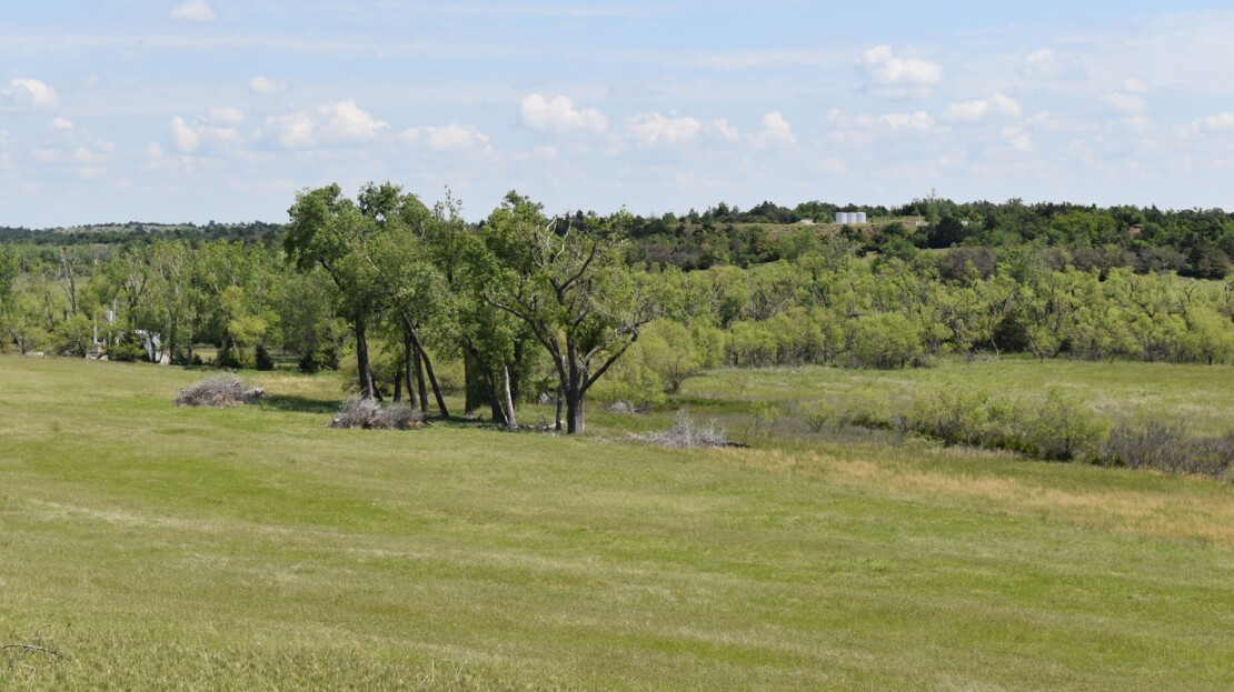 21 - Caddo County, OK - Farm and Ranch with Land