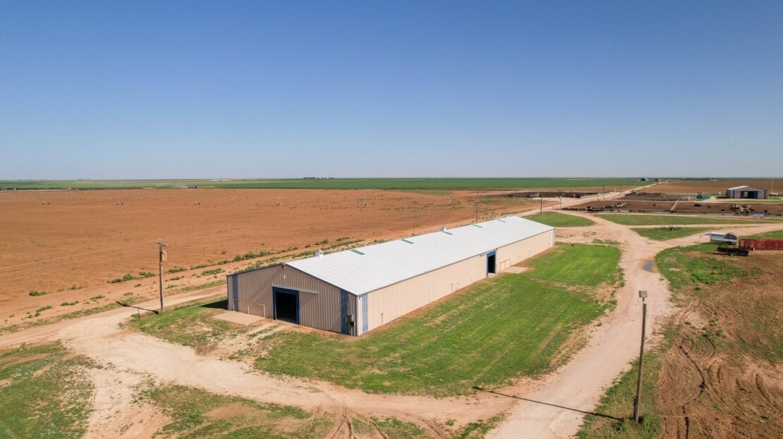 21 - Farwell, TX Equine Training Facility and Land For Sale