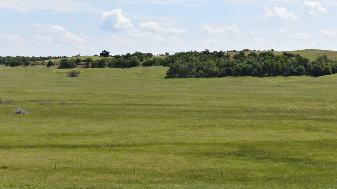 22 - Caddo County, OK - Farm and Ranch with Land
