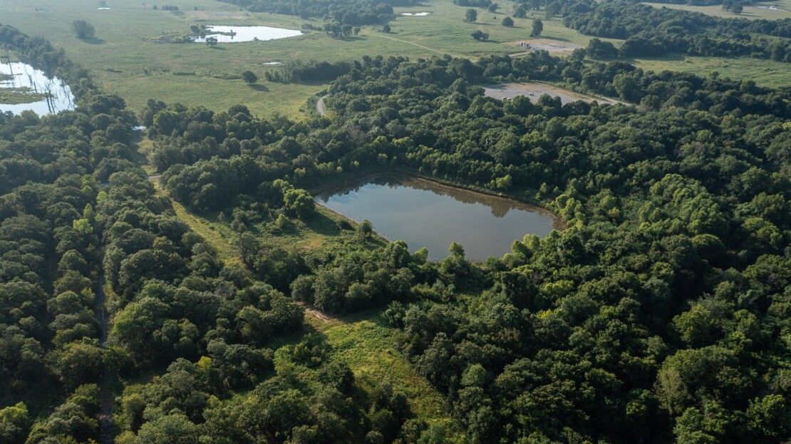 22 - Pittsburg County, OK Cattle Ranch and Land For Sale