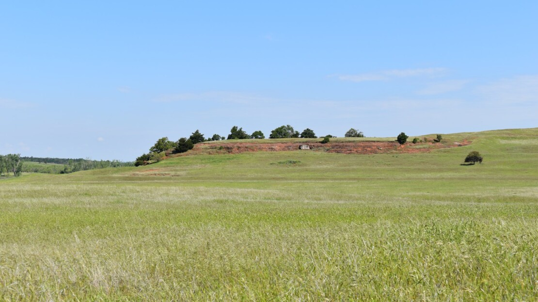 25 - Caddo County, OK - Farm and Ranch with Land