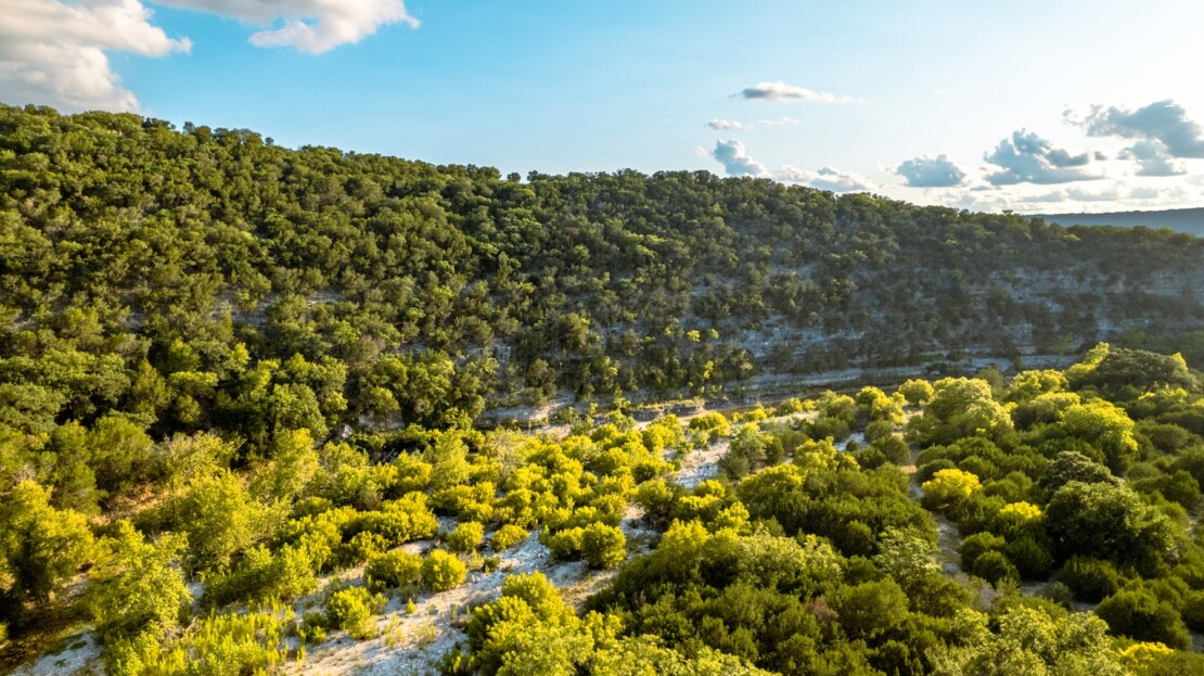 27 - Real County, TX Riverfront Ranch Hunting Land For Sale