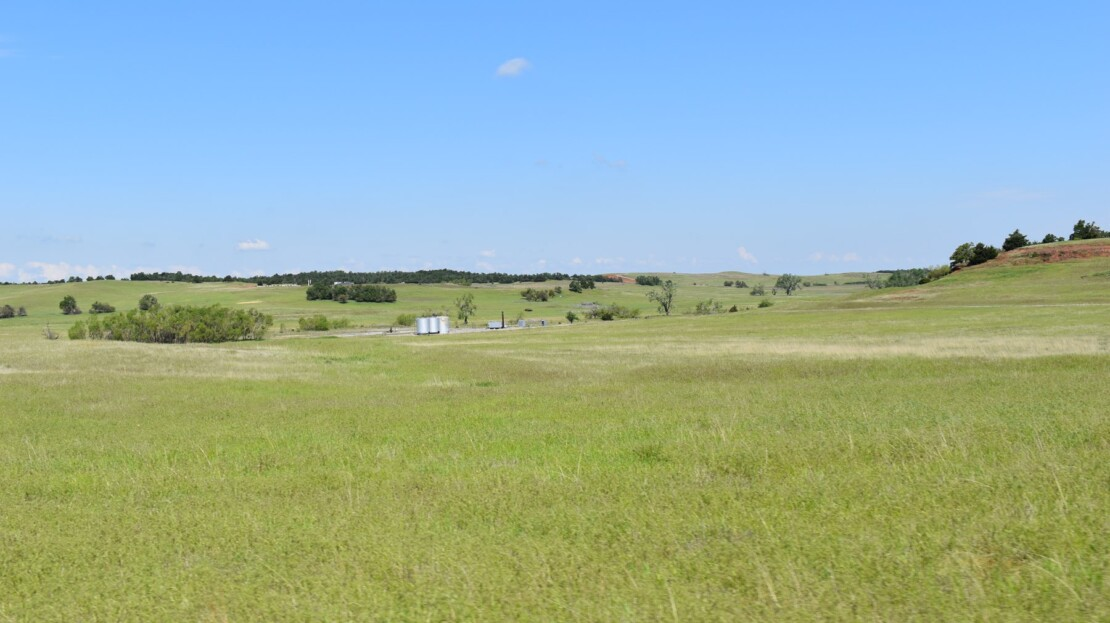 3 - Caddo County, OK - Farm and Ranch with Land