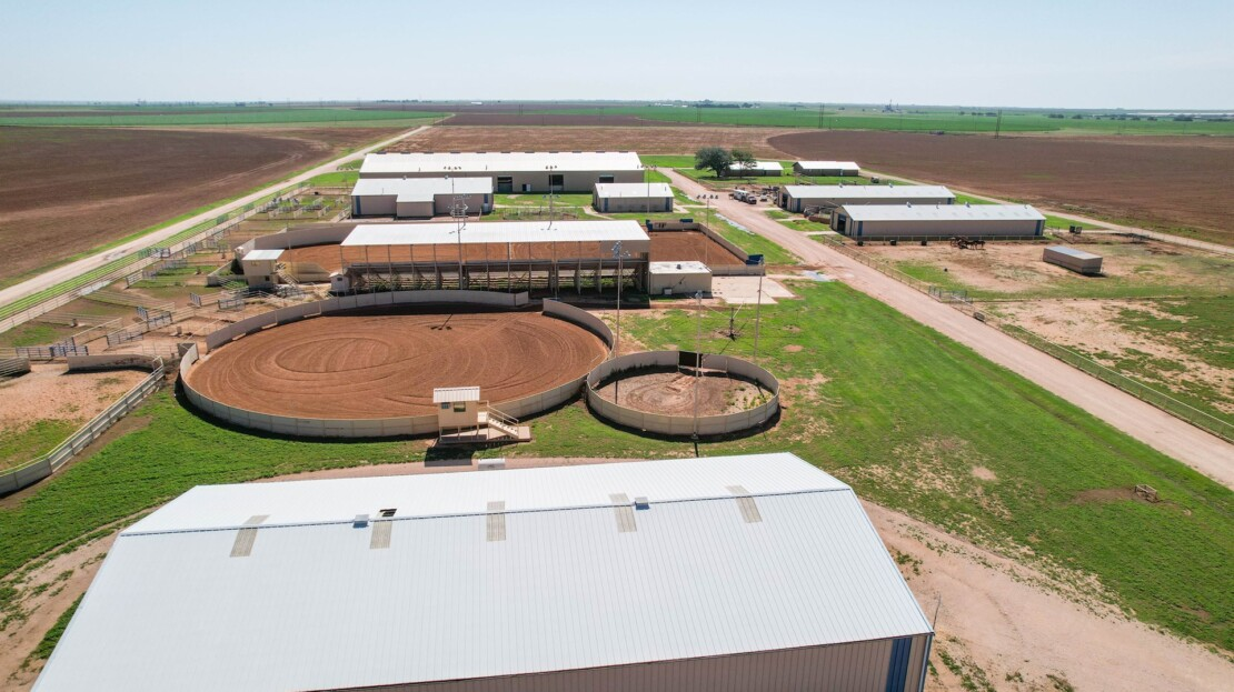 3 - Parmer County, TX Equine Training Facility and Land For Sale