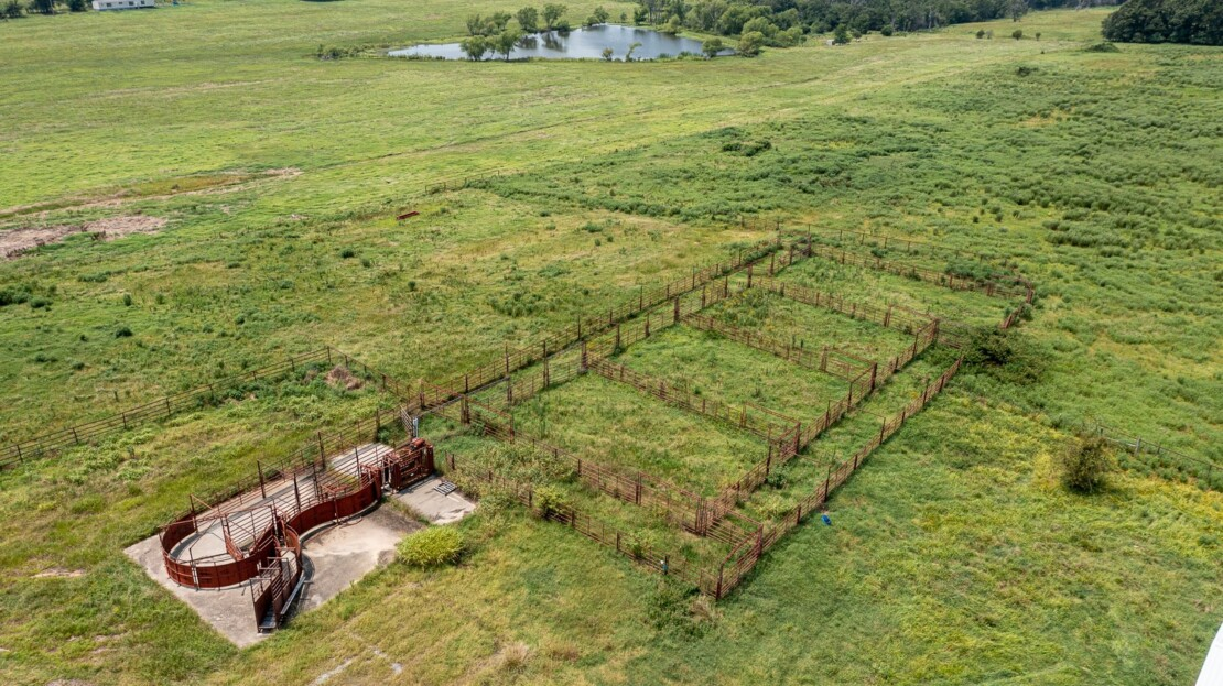 3 - Pittsburg County, OK Cattle Ranch and Land For Sale