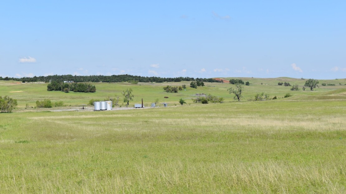4 - Caddo County, OK - Farm and Ranch with Land