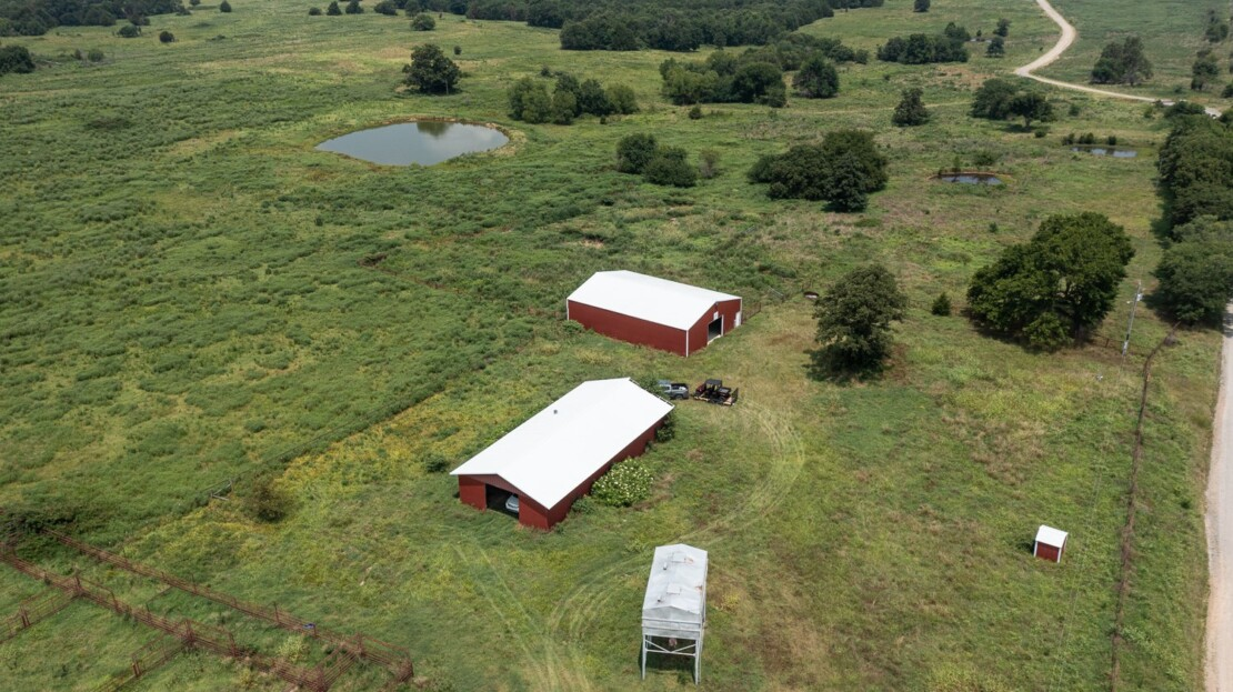 4 - Pittsburg County, OK Cattle Ranch and Land For Sale