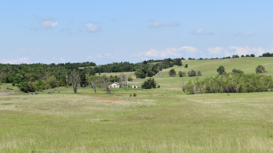 5 - Caddo County, OK - Farm and Ranch with Land