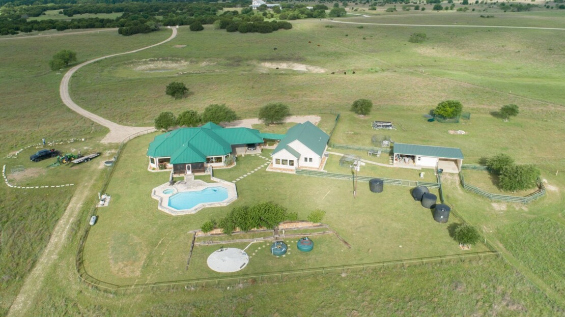 5 - McLennan County, TX Ranch, Land, Homes For Sale