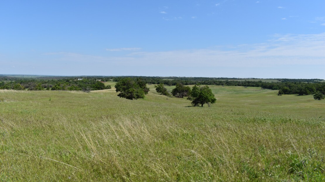 6 - Caddo County, OK - Farm and Ranch with Land
