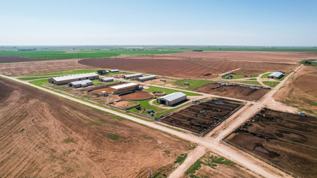6 - Parmer County, TX Equine Training Facility and Land For Sale