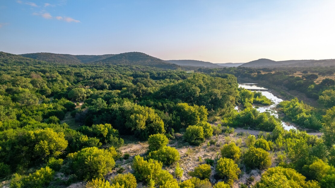 6 - Real County, TX Riverfront Ranch Hunting Land For Sale