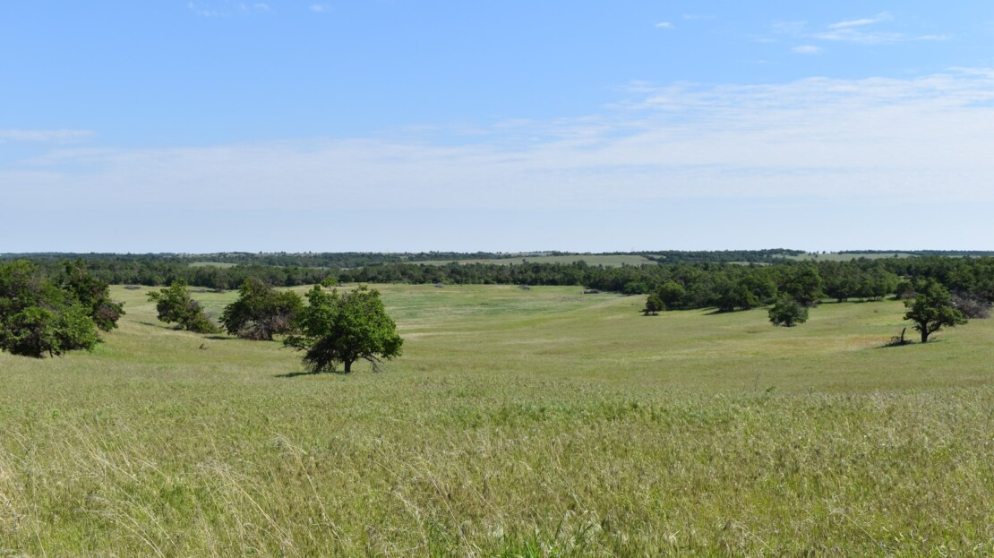 7 - Caddo County, OK - Farm and Ranch with Land