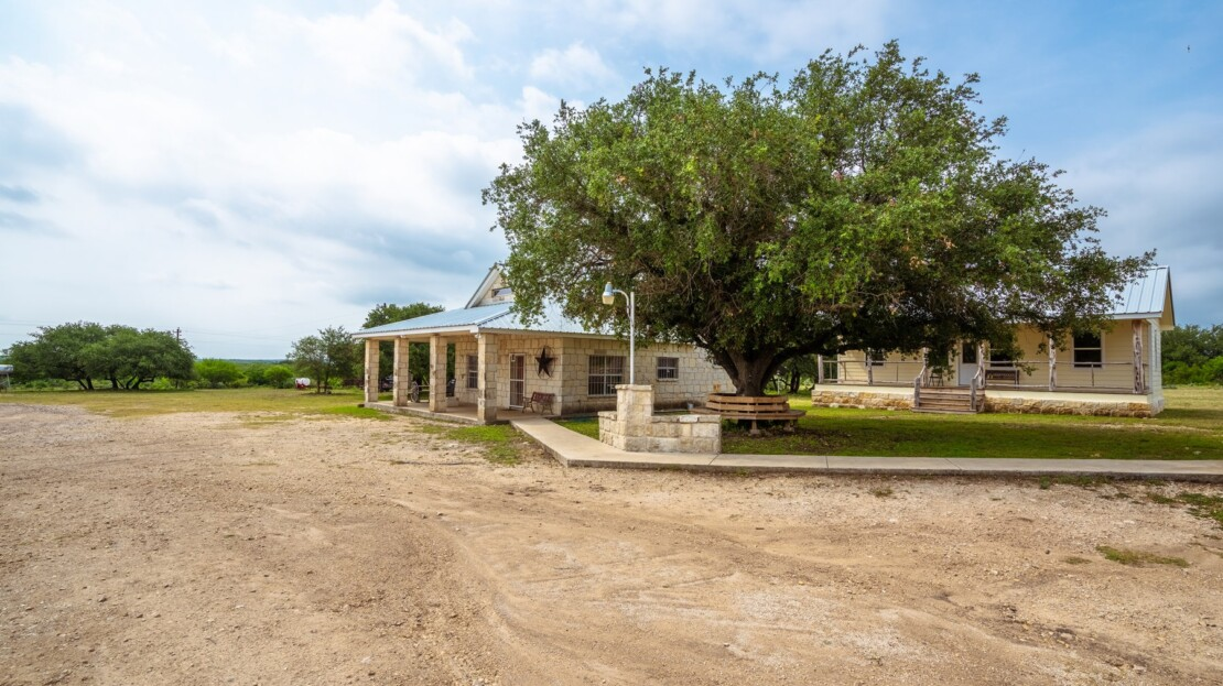 7 - Kinney County, TX Ranch, Land and Home For Sale