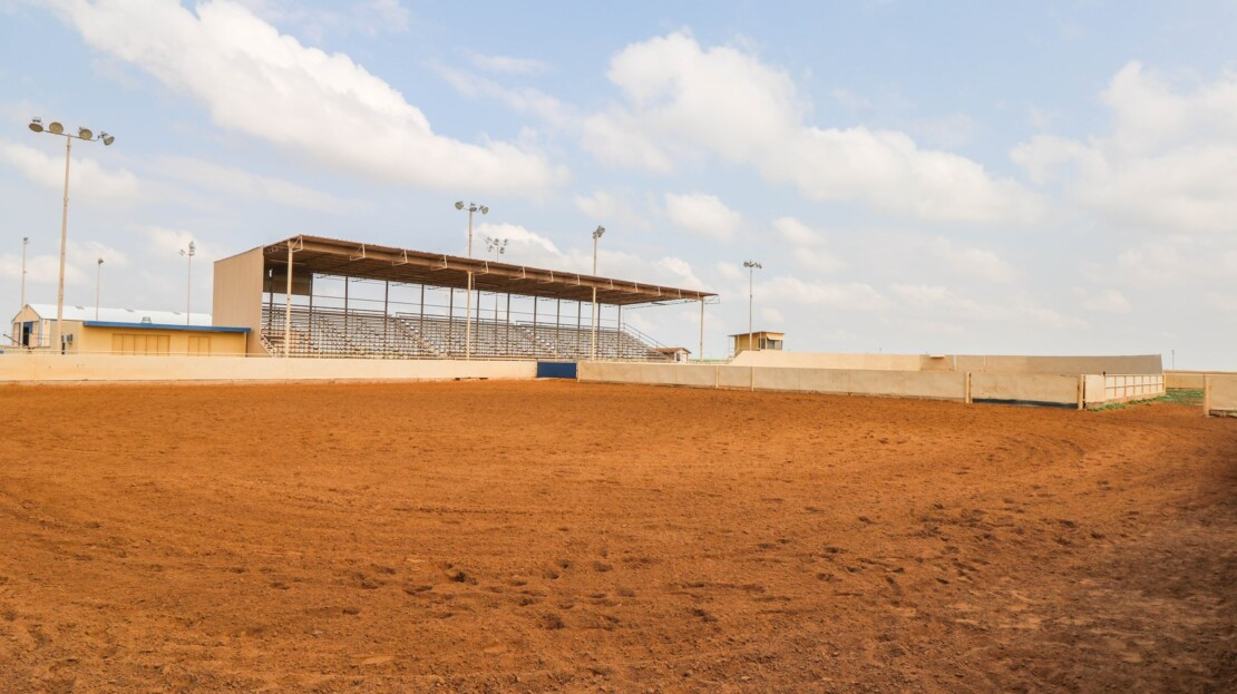 7 - Parmer County, TX Equine Training Facility and Land For Sale