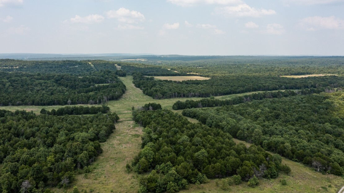 7 - Pittsburg County, OK Cattle Ranch and Land For Sale