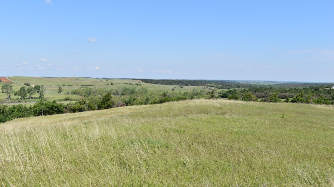 8 - Caddo County, OK - Farm and Ranch with Land