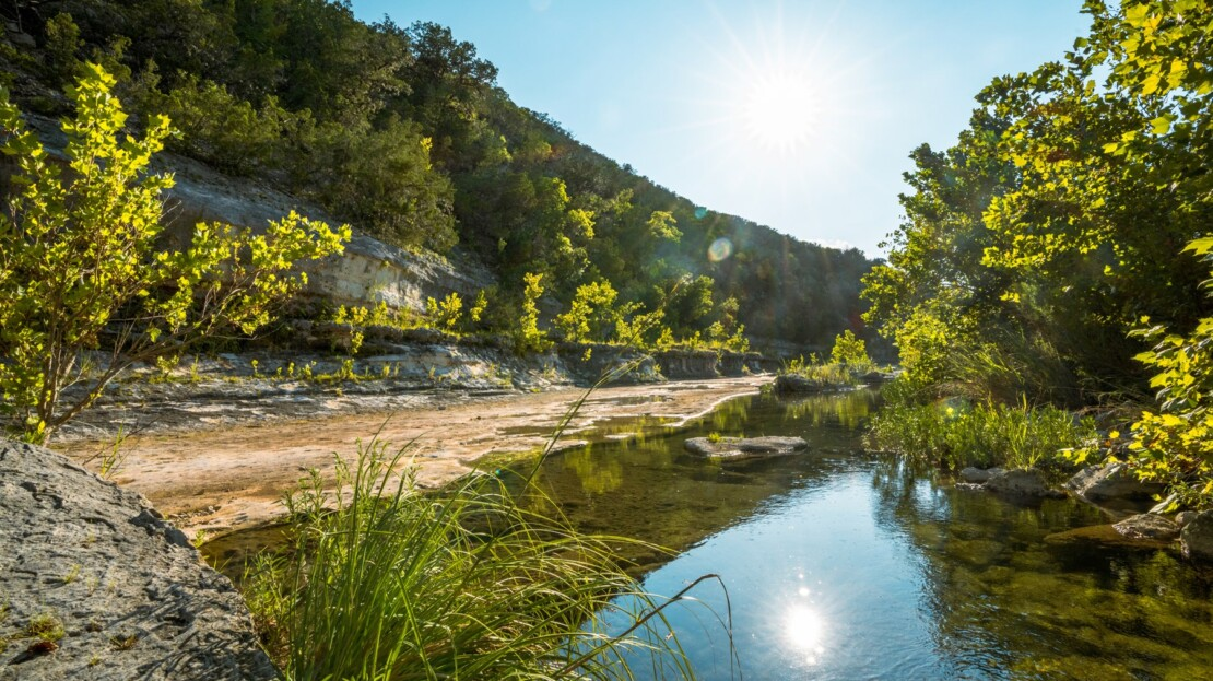 8 - Real County, TX Riverfront Ranch Hunting Land For Sale