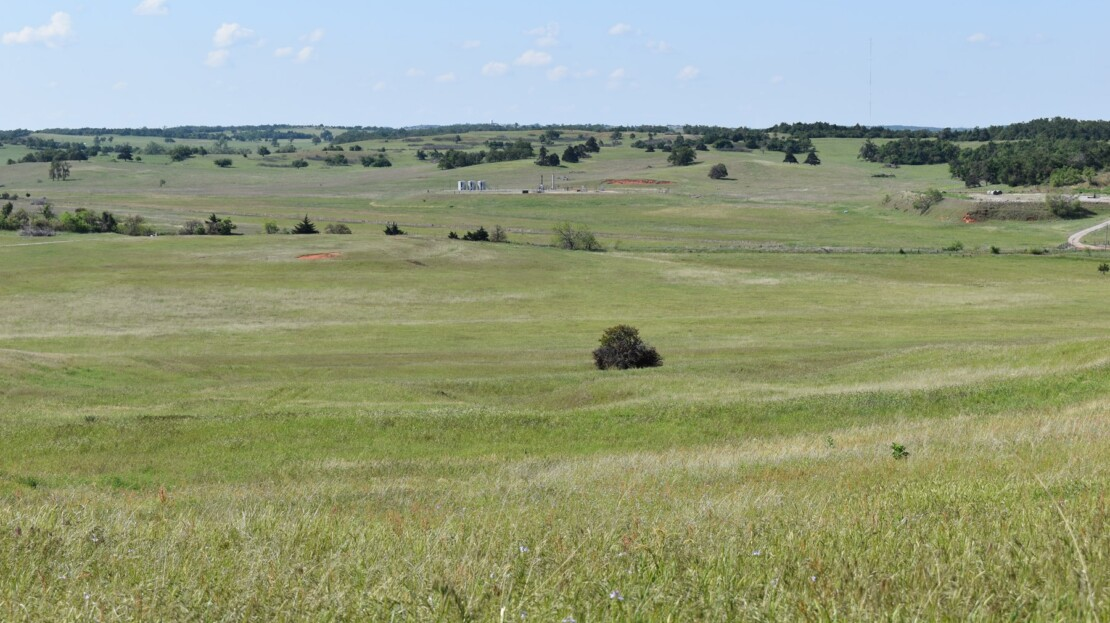 9 - Caddo County, OK - Farm and Ranch with Land