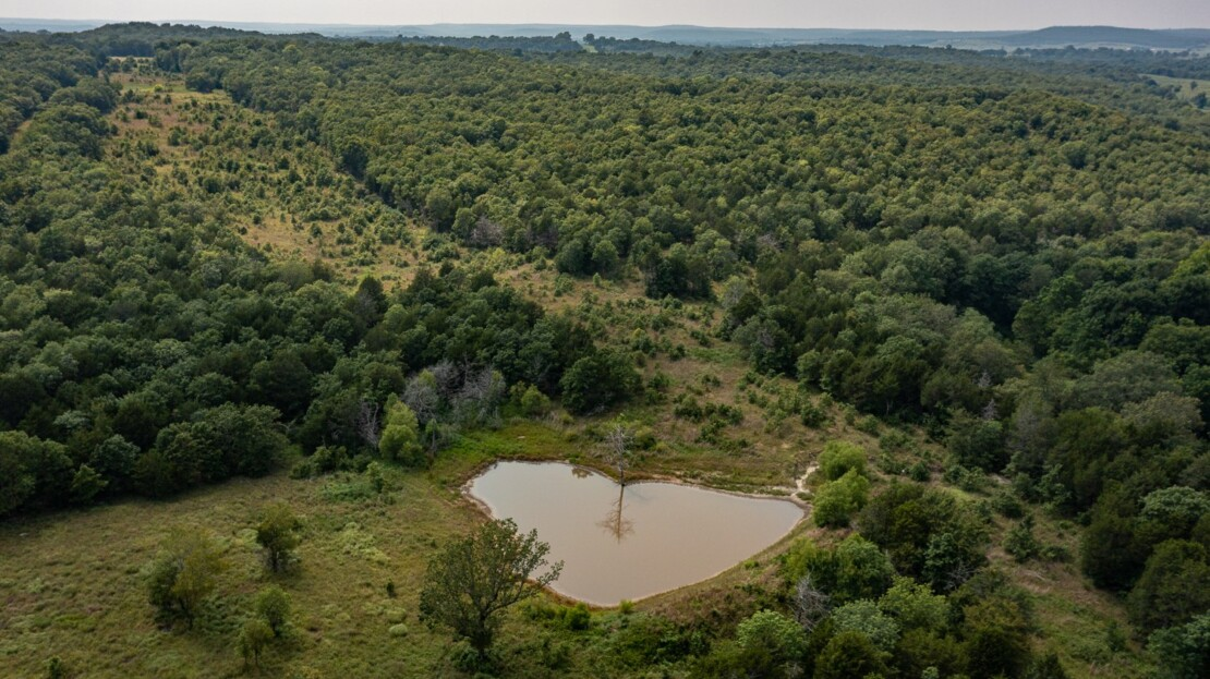 9 - Pittsburg County, OK Cattle Ranch and Land For Sale