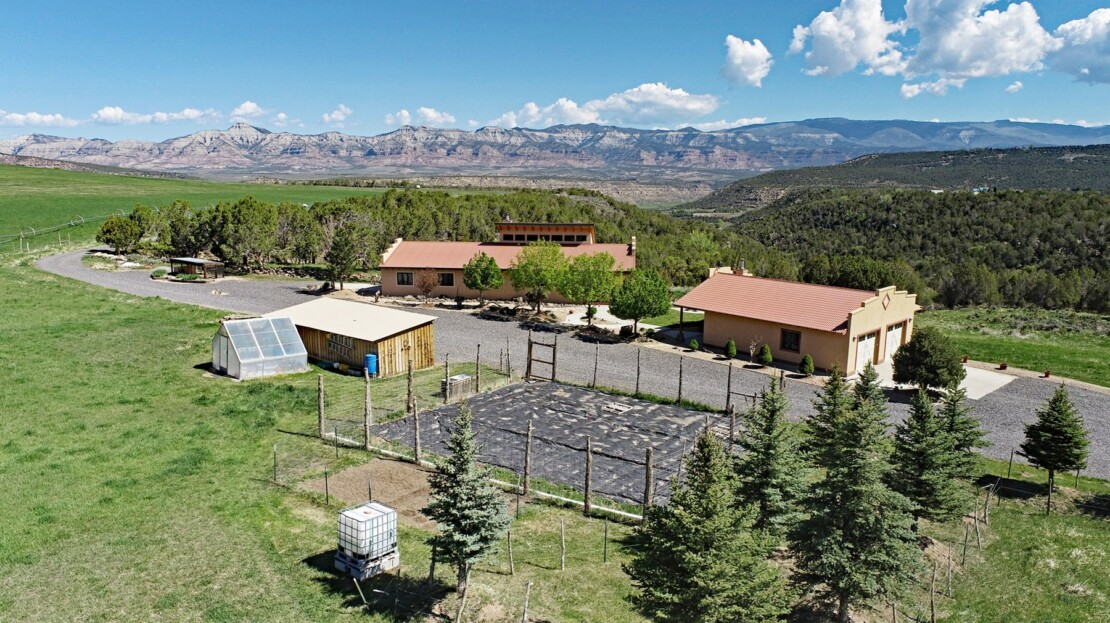 25 - Mesa County, CO Farm, Ranch and House For Sale